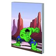 Avengers Hulk and the Fantastic Four Digest Graphic Novel