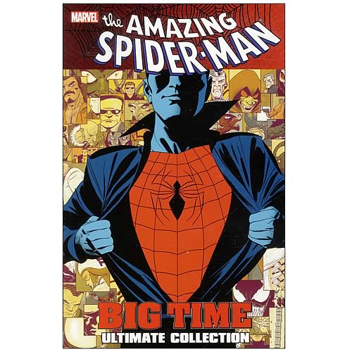 Spider-Man Big Time Ultimate Collection Graphic Novel
