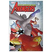 Avengers Earth's Mightiest Heroes Vol. 3 Graphic Novel