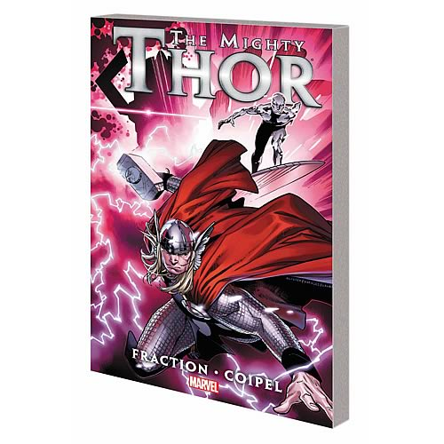 Mighty Thor by Matt Fraction Graphic Novel