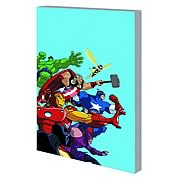 Avengers Earth's Mightiest Heroes Digest Graphic Novel