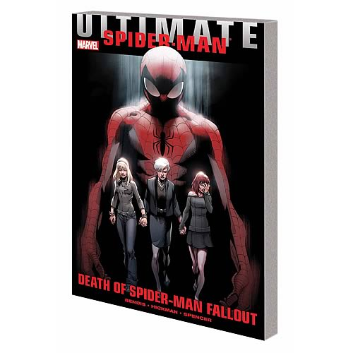 Marvel Ultimate Comics Spider-Man DOSM Fallout Graphic Novel