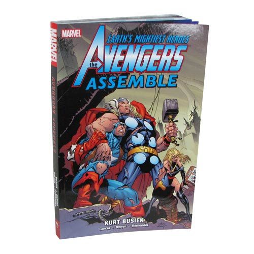 Avengers Assemble Graphic Novel