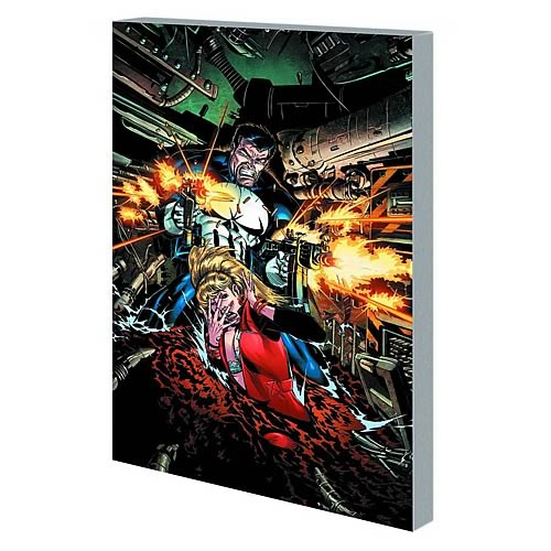 Essential Punisher Graphic Novel