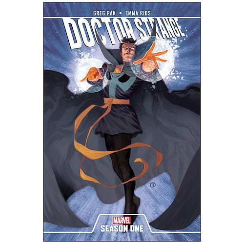 Dr. Strange Season One Premiere Hardcover Graphic Novel