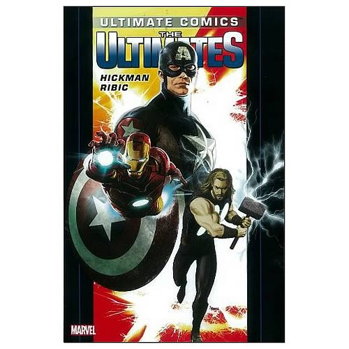 Ultimate Comics Ultimates Vol. 1 by Hickman Graphic Novel