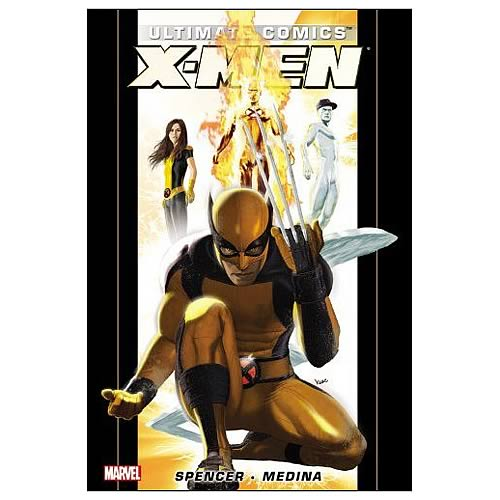 Ultimate Comics X-Men by Nick Spencer Graphic Novel