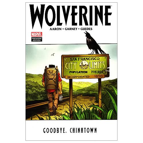 Wolverine Goodbye Chinatown Graphic Novel