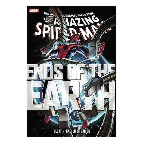 Spider-Man Ends of Earth Hardcover Graphic Novel