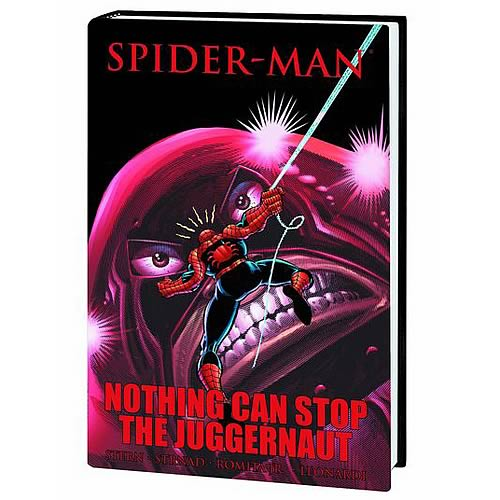 Spider-Man Nothing Can Stop the Juggernaut HC Graphic Novel
