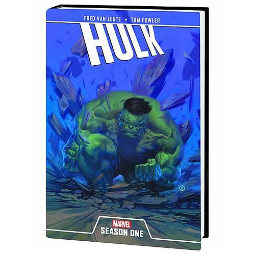 Hulk Season One Premiere Hardcover Graphic Novel