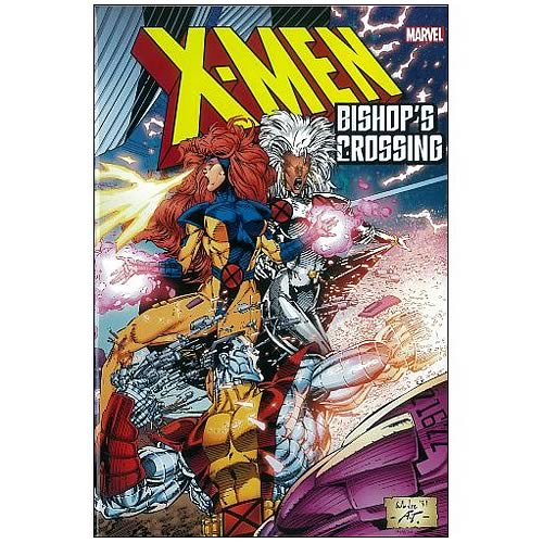 X-Men Bishops Crossing Hardcover Graphic Novel