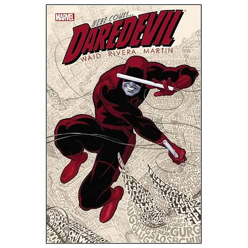 Daredevil by Mark Waid Volume 1 Graphic Novel