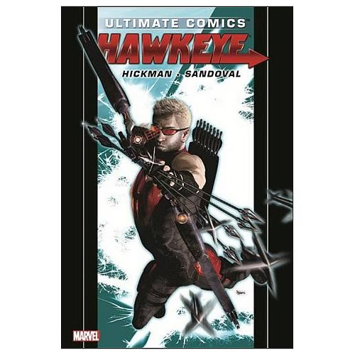 Ultimate Comics Hawkeye by Jonathan Hickman Graphic Novel