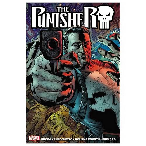 Punisher by Greg Rucka Volume 1 Graphic Novel