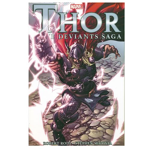 Thor Deviants Saga Graphic Novel