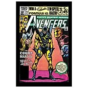 Avengers Trial of Yellowjacket Graphic Novel
