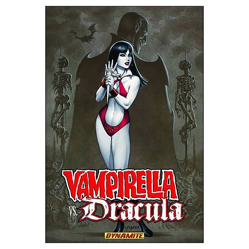 Vampirella vs. Dracula Graphic Novel