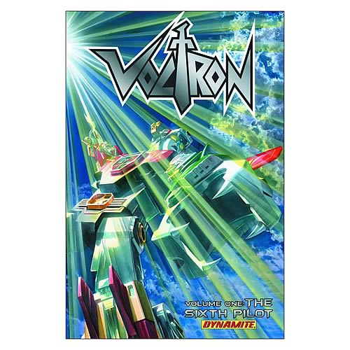 Voltron Graphic Novel