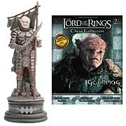 Lord of the Rings Gothmog Bishop Chess Piece with Magazine