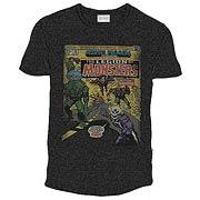 Marvel Legion of Monsters Black T-Shirt