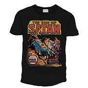 Marvel Comics Son of Satan Black T-Shirt