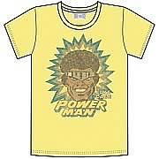 Marvel Luke Cage Power Man Yellow T-Shirt