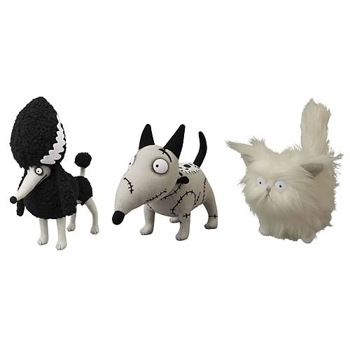 Frankenweenie Large Plush Set