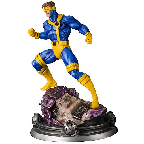 X-Men Cyclops Danger Room Sessions Fine Art Statue