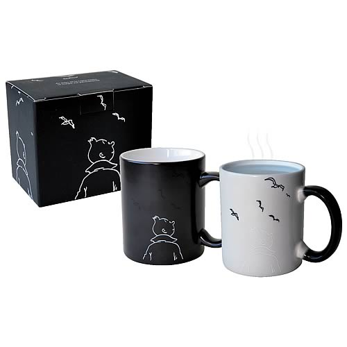 Adventures of Tintin Boxed Magic Tintin and The Birds Mug