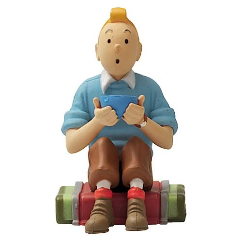 Adventures of Tintin Tintin in Tibet Mini-Figure