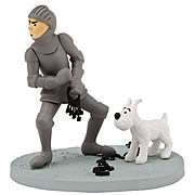 Adventures of Tintin Tintin in Armor Mini-Figure
