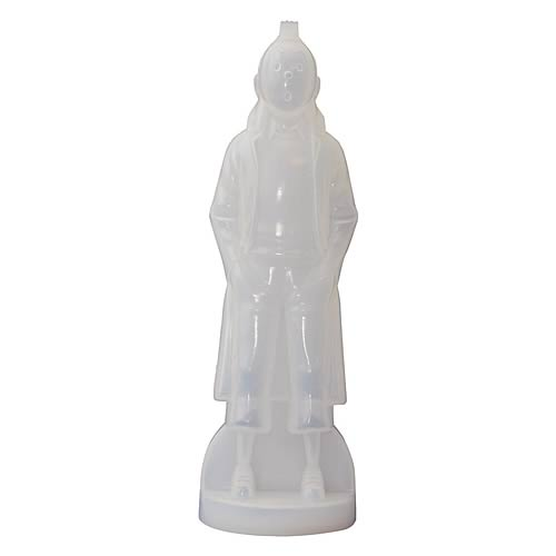 Adventures of Tintin Classic Pose Translucent Statue