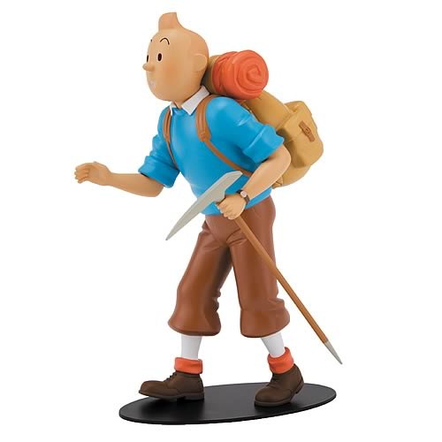 Adventures of Tintin Mountaineer Limited Edition Statue