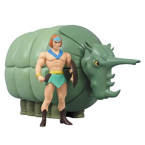 Hanna-Barbera The Herculoids Tundro Vinyl Figure