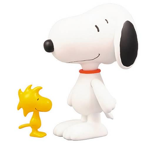 Peanuts Snoopy and Woodstock Mini-Figure 2-Pack