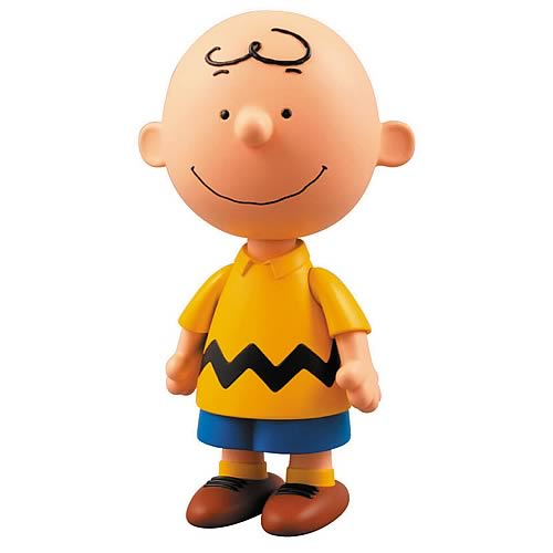 Peanuts Charlie Brown Mini-Figure