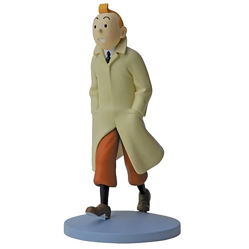 Adventures of Tintin Tintin Mini-Statue