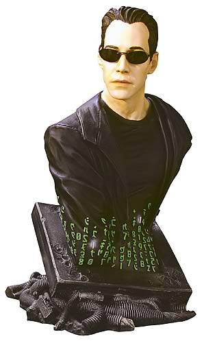 Matrix: Neo Mini Bust