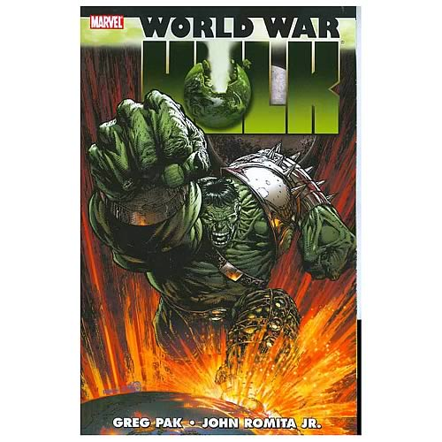 World War Hulk Graphic Novel