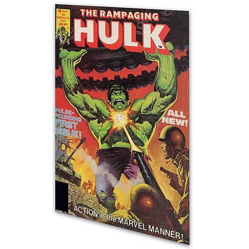 Essential Rampaging Hulk Volume 1 Graphic Novel