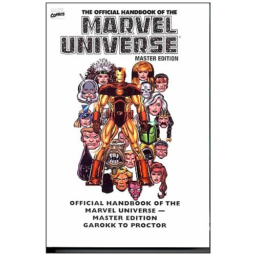 Essential Marvel Universe Master Ed. Vol. 2 Graphic Novel