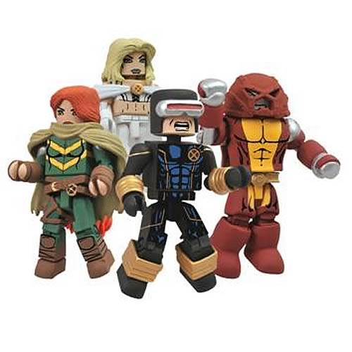 Avengers vs. X-Men Minimates SDCC 2012 Exclusive Box Set