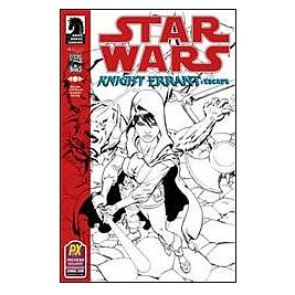 Star Wars Knight Errant Escape #1 SDCC Exclusive Ed. Comic
