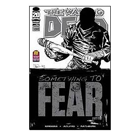 Walking Dead #100 SDCC 2012 Exclusive Edition Comic