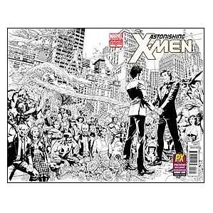 Astonishing X-Men #51 SDCC 2012 Exclusive Edition Comic