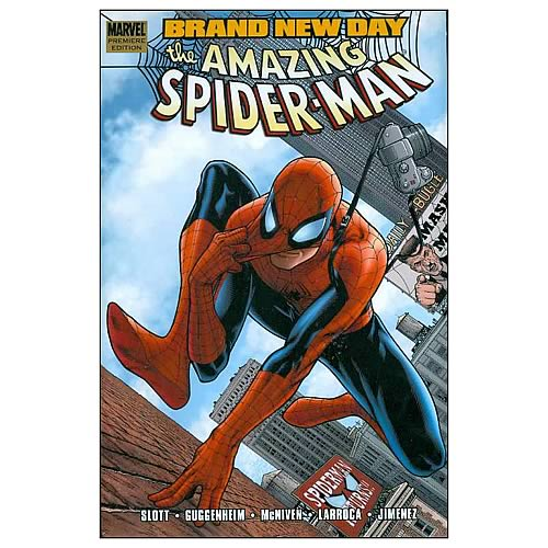Spider-Man Premium  Brand New Day Volume 1 Graphic Novel