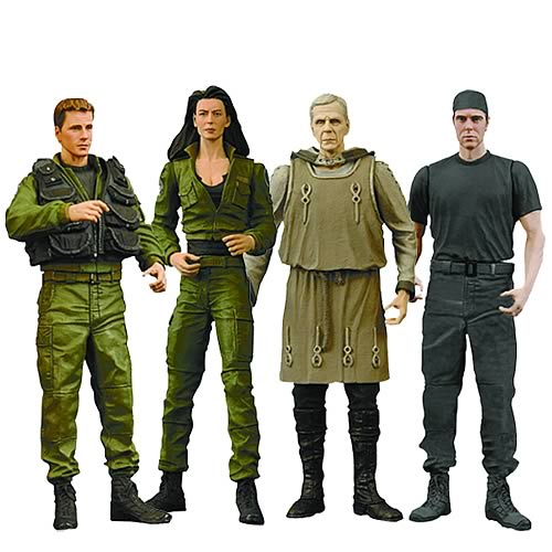 Stargate SG-1 Series 3 Action Figure Case