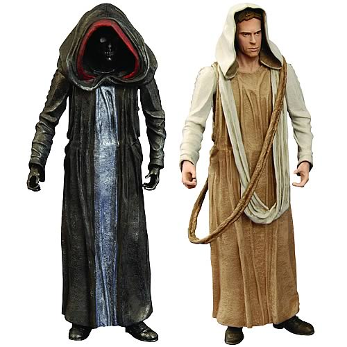 Stargate SG-1 Ascension Daniel & Anubis Action Figure 2-Pack