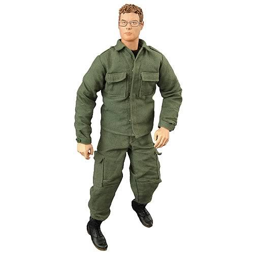 Stargate Daniel Jackson Figure, stargate figures, stargate action figures, stargate figure